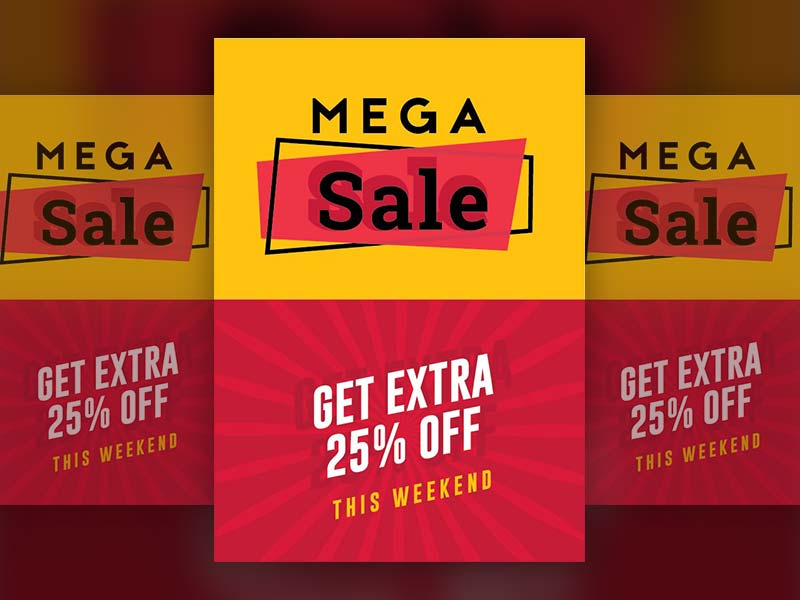 mega sale discount offer download free psd and graphics designs